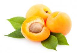 L'abricot des produits Le Petit Marseillais
