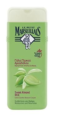 Εξαιρετικά Απαλό Αφρόλουτρο με γάλα γλυκού αμυγδάλου